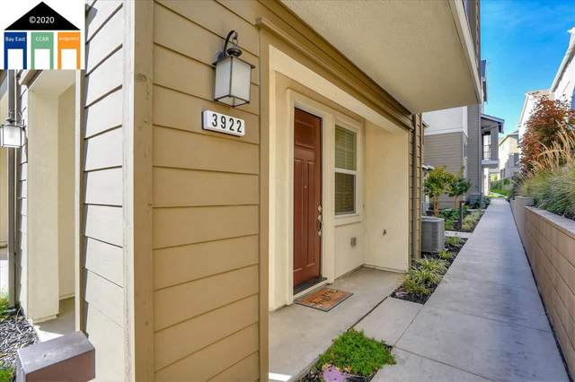 3922 Guerneville Way #6, Dublin, CA 94568 (#MR40930819) :: The Kulda Real Estate Group