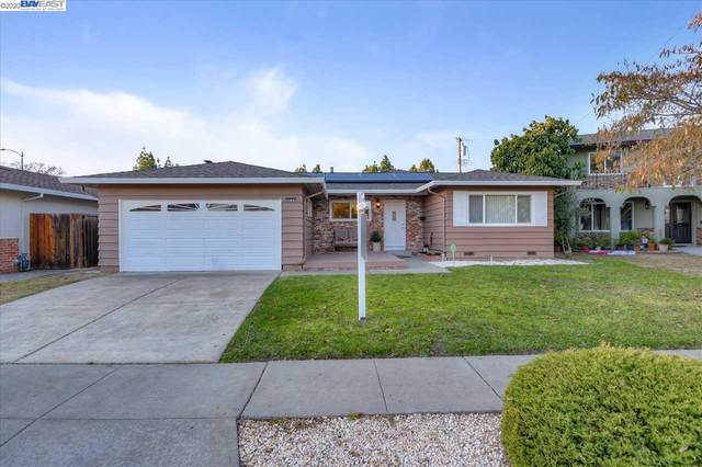 4659 Montecarlo Park Ct, Fremont, CA 94538 (#BE40930845) :: Robert Balina | Synergize Realty