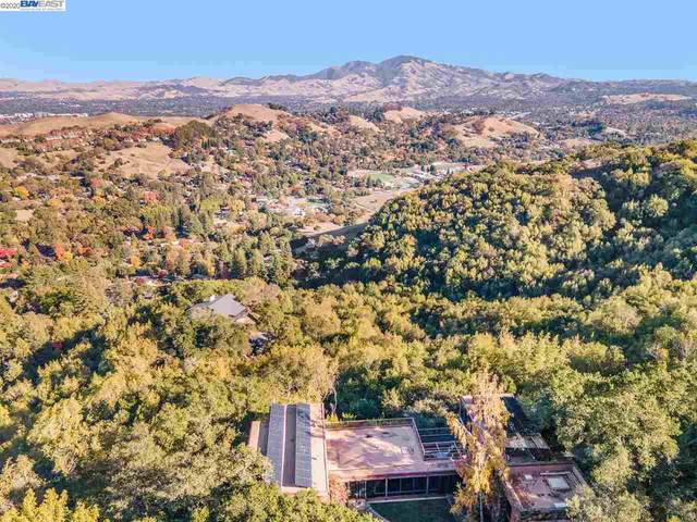 101 Greenbank Dr, Lafayette, CA 94549 (#BE40930855) :: The Sean Cooper Real Estate Group
