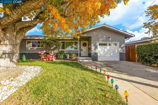1205 Miller St, Antioch, CA 94509 (#CC40930881) :: The Sean Cooper Real Estate Group