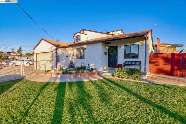 25850 Cascade St., Hayward, CA 94544 (#BE40930887) :: The Kulda Real Estate Group