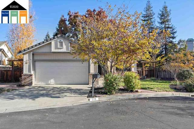 213 Loreto Ct, Martinez, CA 94553 (#MR40930502) :: The Sean Cooper Real Estate Group