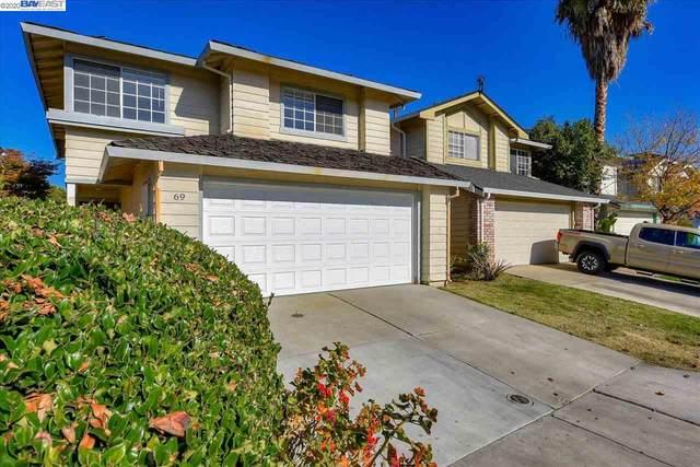 69 Mill Stone Ln, San Jose, CA 95136 (#BE40930901) :: The Kulda Real Estate Group