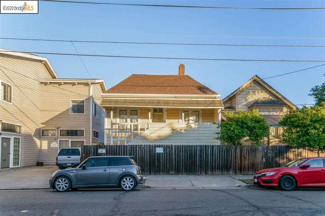 358 Henry St, Oakland, CA 94607 (#EB40930911) :: Robert Balina | Synergize Realty