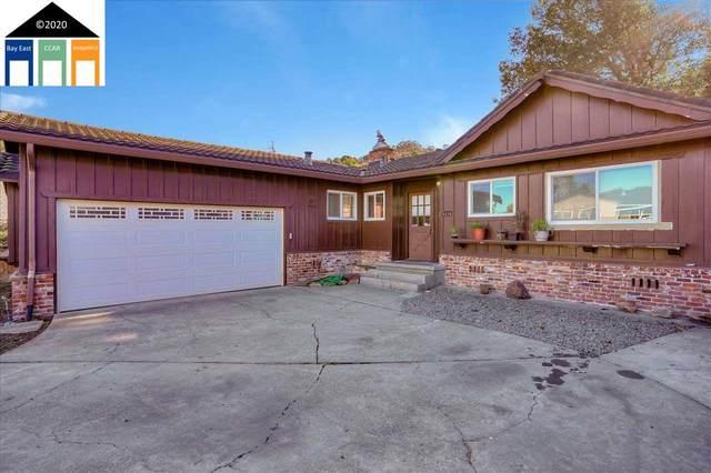 4716 Upland Dr, Richmond, CA 94803 (#MR40930914) :: Schneider Estates