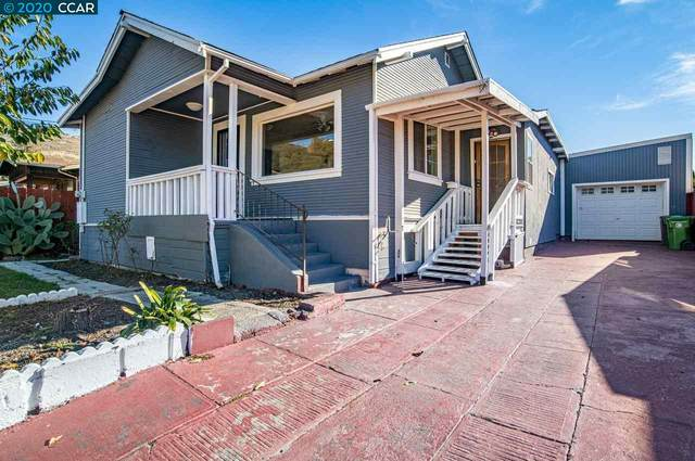 3974 Edgemoor Pl, Oakland, CA 94605 (#CC40930997) :: The Kulda Real Estate Group