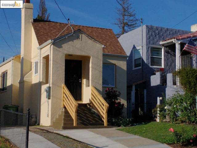 3401 62nd Ave, Oakland, CA 94605 (#EB40931009) :: The Kulda Real Estate Group