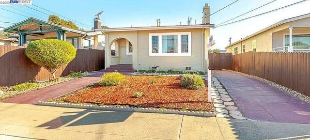 2936 61St Ave, Oakland, CA 94605 (#BE40930761) :: The Kulda Real Estate Group