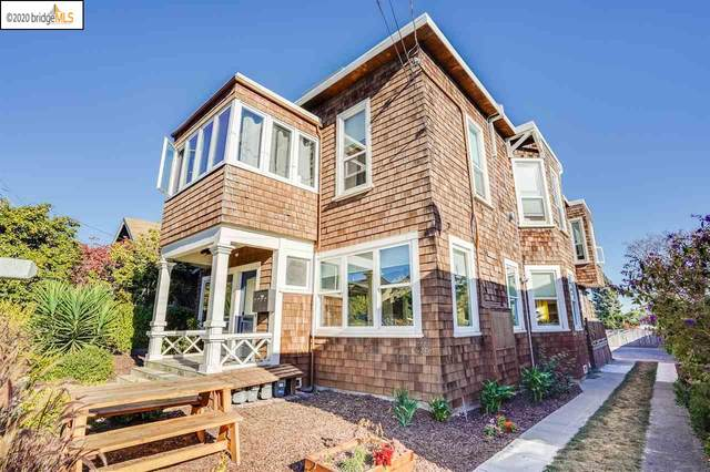 4324 Montgomery St A, Oakland, CA 94611 (#EB40931053) :: The Kulda Real Estate Group
