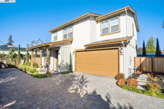 20175 San Miguel Avenue, Castro Valley, CA 94546 (#BE40931062) :: The Sean Cooper Real Estate Group