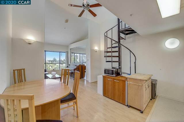 1801 University Ave 404, Berkeley, CA 94703 (#CC40931066) :: The Kulda Real Estate Group