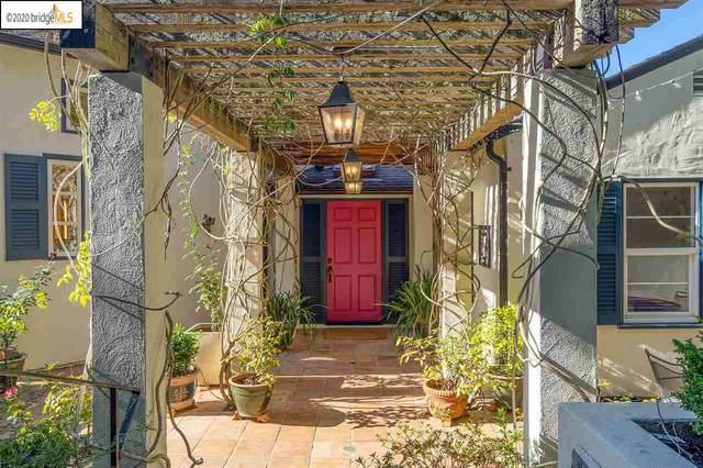 7018 Broadway Ter, Oakland, CA 94611 (#EB40931072) :: The Kulda Real Estate Group
