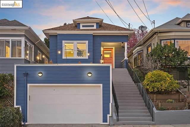 4335 Howe Street, Oakland, CA 94611 (#EB40931087) :: The Kulda Real Estate Group