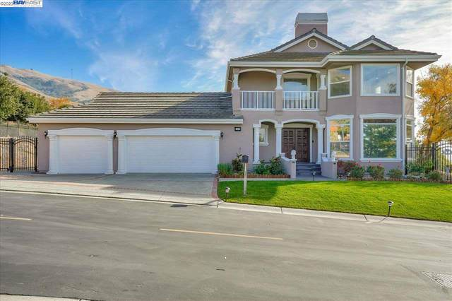 2909 Grapevine Ter, Fremont, CA 94539 (#BE40931097) :: The Sean Cooper Real Estate Group