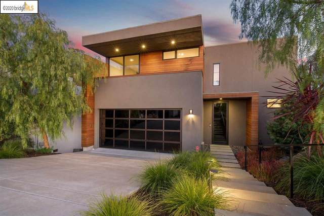 26 Jewell Court, Oakland, CA 94611 (#EB40931136) :: The Kulda Real Estate Group