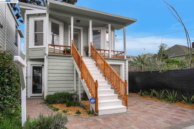 1020 Willow St, Oakland, CA 94607 (#BE40931153) :: Robert Balina | Synergize Realty