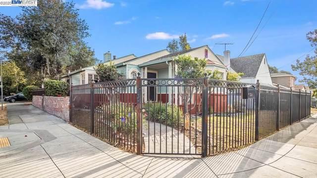 2348 Dashwood Ave, Oakland, CA 94605 (#BE40931154) :: The Kulda Real Estate Group