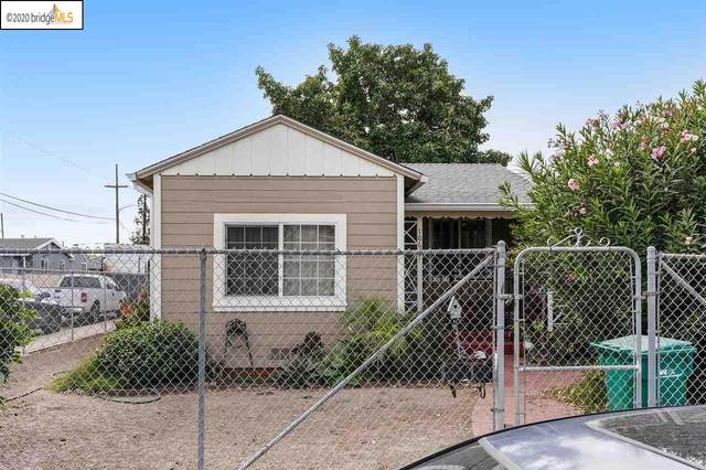 10627 Pippin Street, Oakland, CA 94603 (#EB40931174) :: The Gilmartin Group