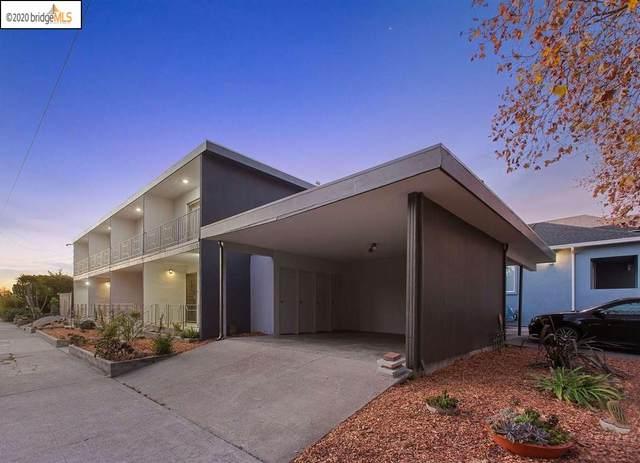 1659 Julia St, Berkeley, CA 94703 (#EB40931323) :: The Sean Cooper Real Estate Group