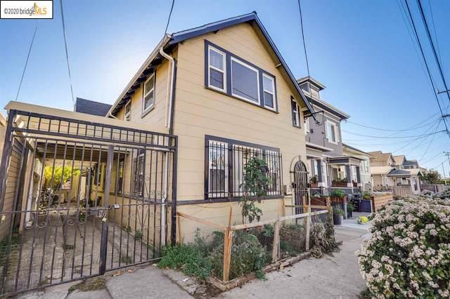 840 7th Ave, Oakland, CA 94606 (#EB40931420) :: The Sean Cooper Real Estate Group