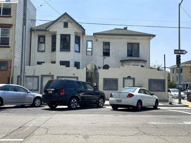 593 8Th St, Oakland, CA 94607 (#BE40931618) :: Live Play Silicon Valley