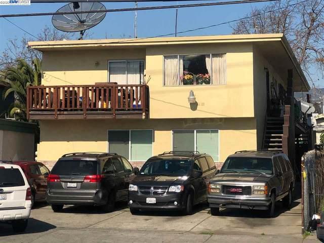 6516 Foothill Blvd, Oakland, CA 94605 (#BE40931649) :: Schneider Estates