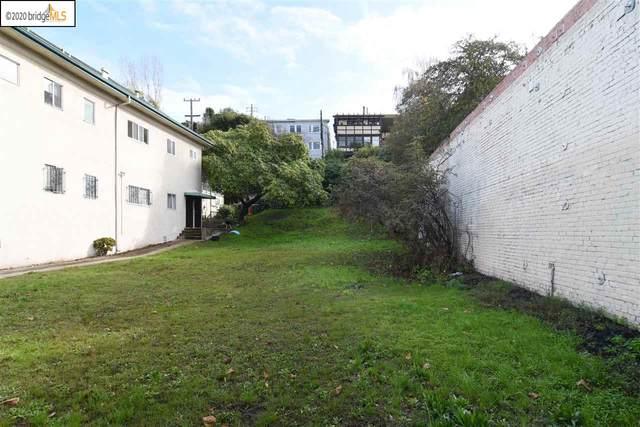 0 Park Blvd, Oakland, CA 94606 (#EB40931669) :: The Sean Cooper Real Estate Group