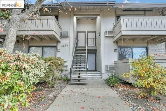 1427 Marchbanks Drive 2, Walnut Creek, CA 94598 (#EB40931734) :: Schneider Estates