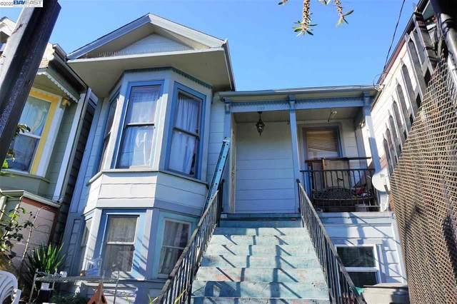 1109 Wood Street, Oakland, CA 94607 (#BE40931753) :: The Realty Society