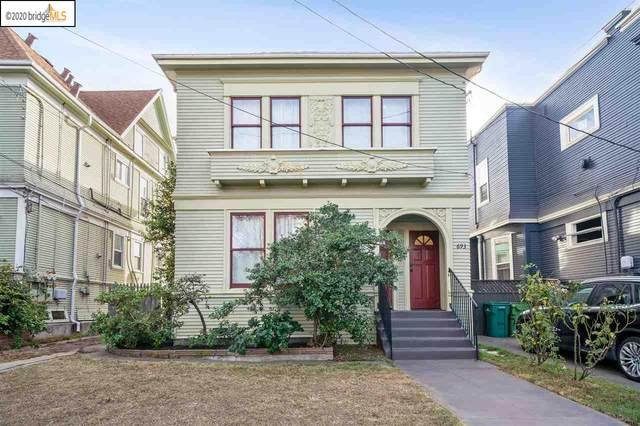 691 33rd Street, Oakland, CA 94609 (#EB40931789) :: RE/MAX Gold
