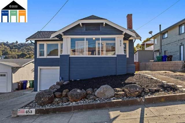 653 Edwards, Crockett, CA 94525 (#MR40930994) :: Real Estate Experts
