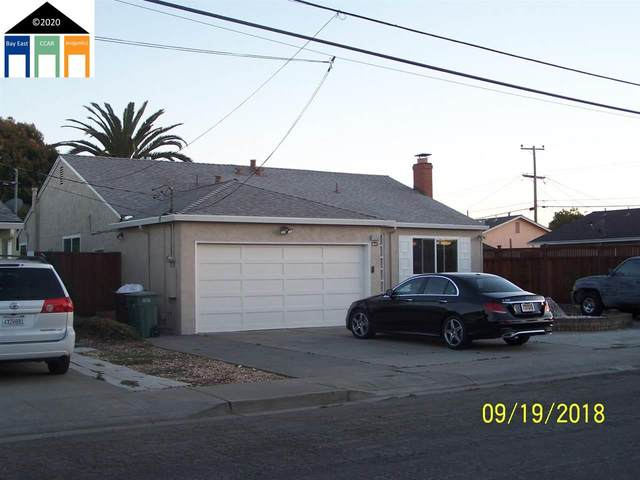 Arena St, San Leandro, CA 94579 (#MR40931880) :: Intero Real Estate