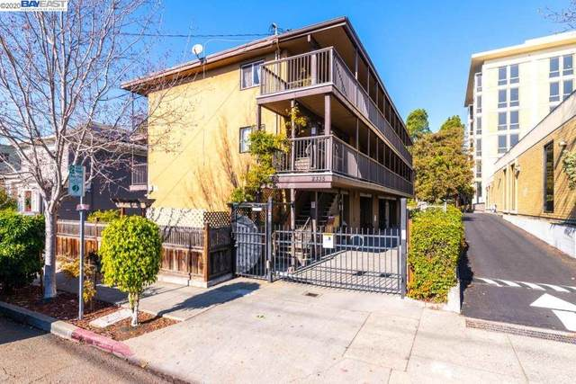 2335 Russell St, Berkeley, CA 94705 (#BE40932031) :: The Gilmartin Group