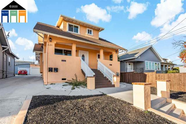 2211 42Nd Ave, Oakland, CA 94601 (#MR40932059) :: Real Estate Experts