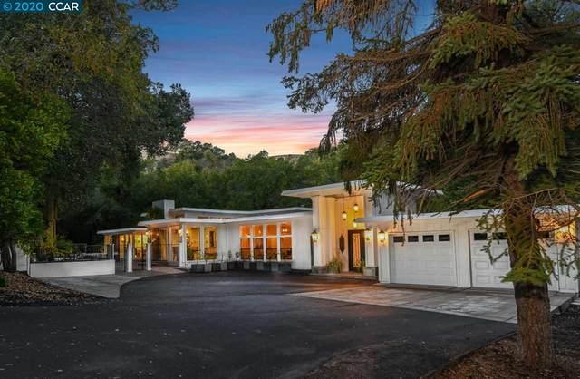 3554 Springhill Rd, Lafayette, CA 94549 (#CC40931022) :: Intero Real Estate