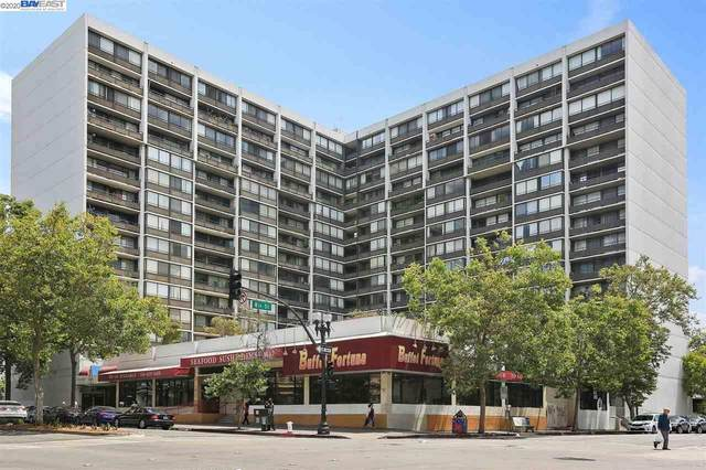 801 Franklin 420, Oakland, CA 94607 (#BE40932148) :: The Gilmartin Group