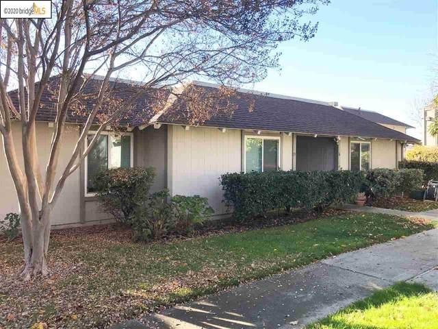 825 Oak Grove Rd 15, Concord, CA 94518 (#EB40932072) :: RE/MAX Gold