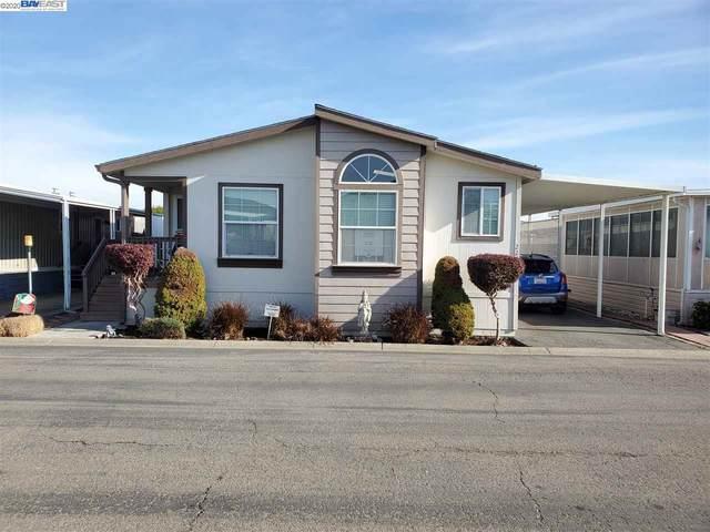 1200 W Winton Ave 227, Hayward, CA 94545 (#BE40932242) :: Schneider Estates