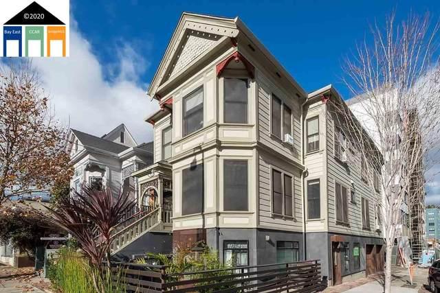 350 24TH, Oakland, CA 94612 (#MR40932350) :: Schneider Estates