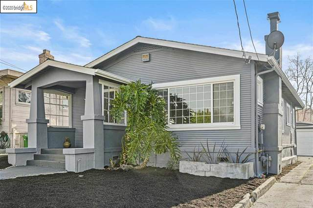 2830 Parker Ave, Oakland, CA 94605 (#EB40932345) :: The Sean Cooper Real Estate Group