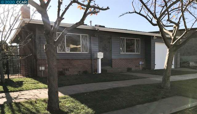 1539 Mariposa, Richmond, CA 94804 (#CC40932080) :: RE/MAX Gold