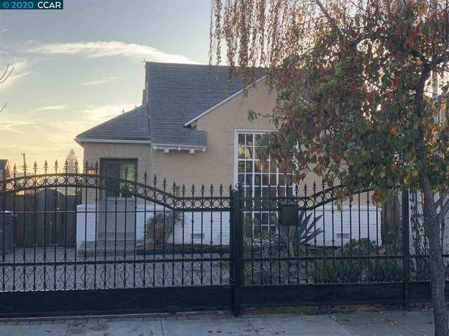 1845 E 23rd St, Oakland, CA 94606 (#CC40932507) :: The Kulda Real Estate Group