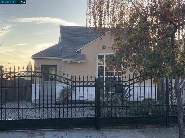1845 E 23rd St, Oakland, CA 94606 (#CC40932507) :: The Gilmartin Group