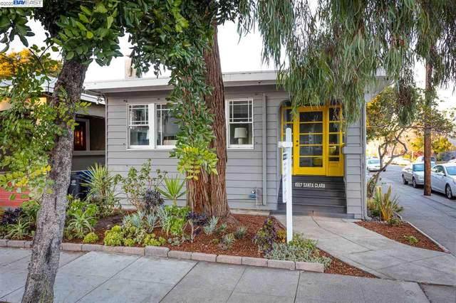 1557 Santa Clara Ave, Alameda, CA 94501 (#BE40932571) :: Schneider Estates