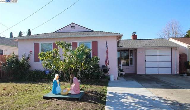 15959 Paseo Largavista, San Lorenzo, CA 94580 (#BE40932605) :: Schneider Estates