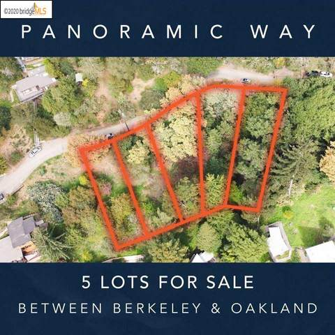 0 Panoramic Way, Oakland, CA 94704 (#EB40932696) :: Schneider Estates