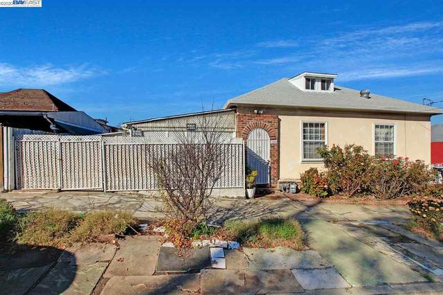 1515 15Th Ave, Oakland, CA 94606 (#BE40932744) :: Real Estate Experts