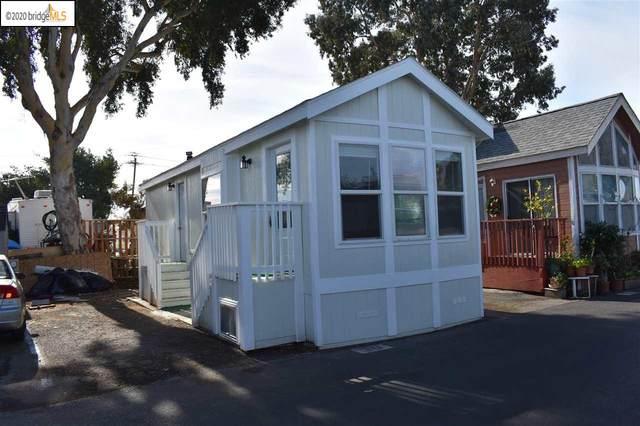 3499 E Bayshore Road #30, Redwood City, CA 94063 (#EB40932817) :: Schneider Estates