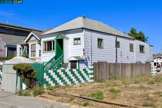 3436 Hannah St, Oakland, CA 94608 (#CC40932846) :: The Sean Cooper Real Estate Group