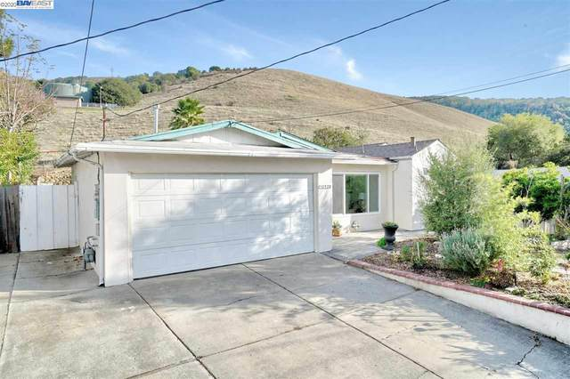 37920 Canyon Heights Dr, Fremont, CA 94536 (#BE40931961) :: The Sean Cooper Real Estate Group